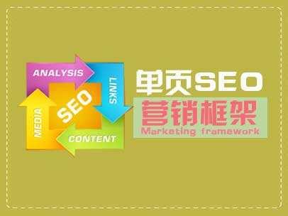 厦门seo教程概述单页面seo优化方法