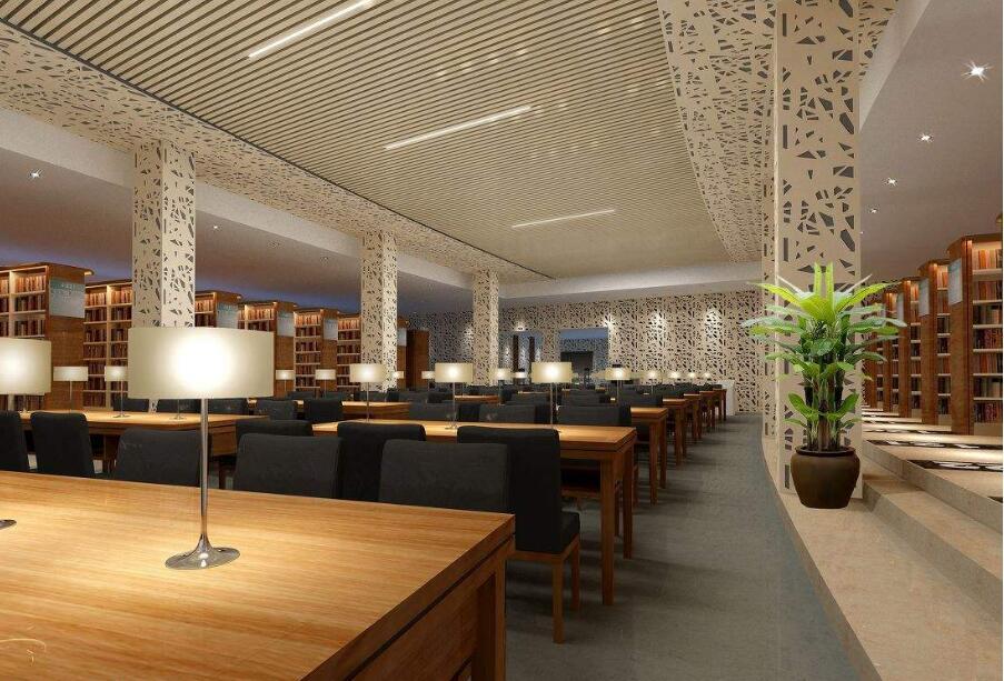 人性化图书阅览室照明设计的原则