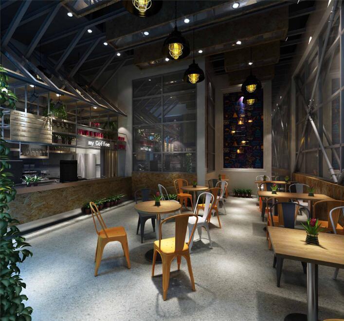 咖啡厅照明设计面面观