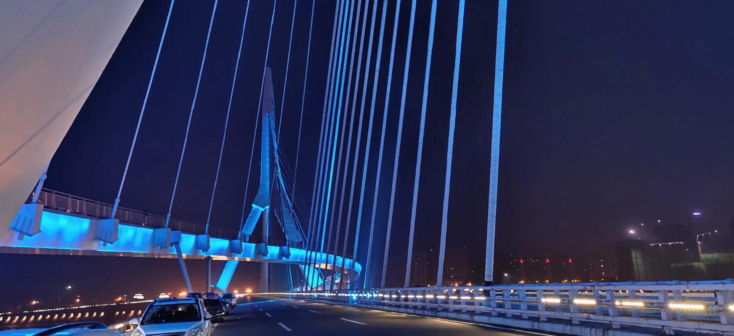 桥梁夜景照明的设计步骤