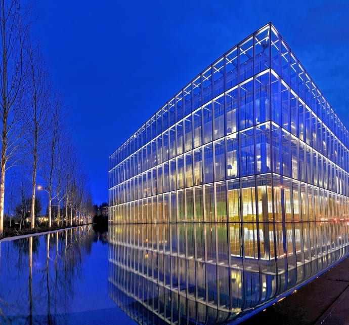 医疗建筑照明设计——通过照明实现医技区域的人性关怀