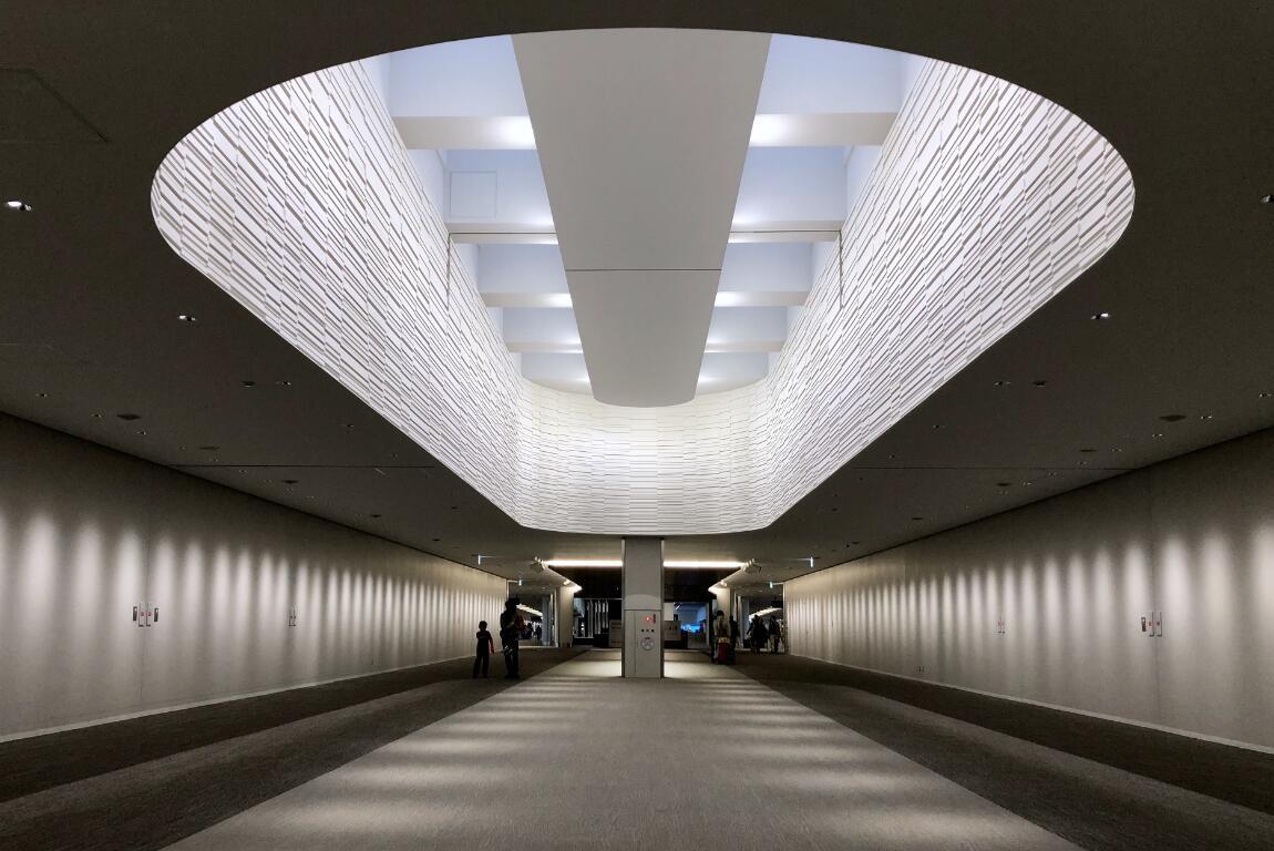 """""""光""""在美术馆展陈中的重要性"""