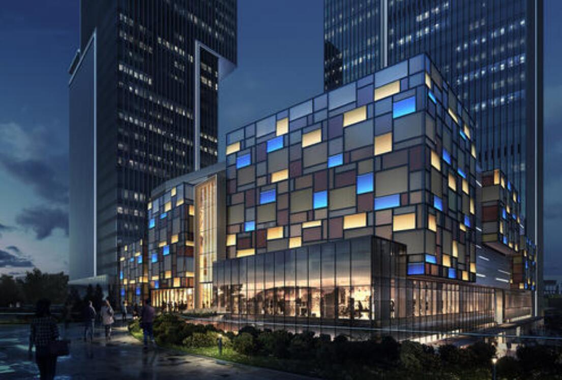 光与自然之和谐—城市照明设计的思考