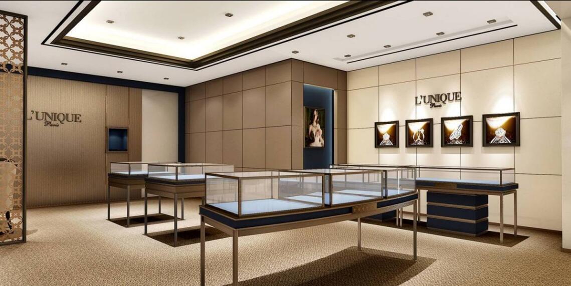 珠宝店照明设计七要素
