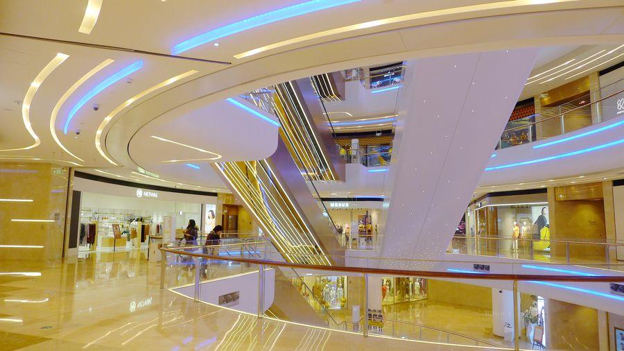 商业环境照明设计美学研究