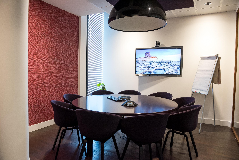 媒体会议室灯光与光线的设计及布局