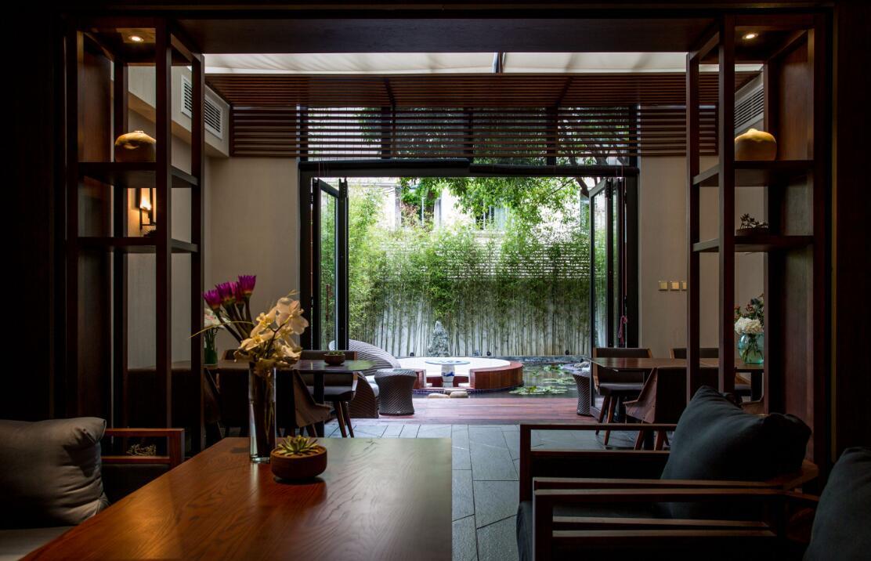 室内空间照明设计的应用—对美的塑造
